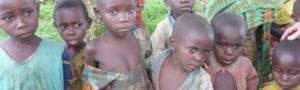 Pygmy children