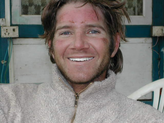 Sean Swarner, inspiration, Cancer, cancer climber, OM, OM by Miquette, Saunderstown, Rhode Island, Miquette Bishop