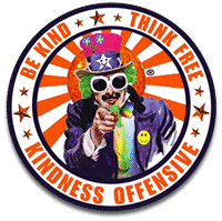 The Kindness Offensive, David Goodfellow, TKA, OM, OM by Miquette, Miquette Bishop, Saunderstown, Rhode Island, we are all connected