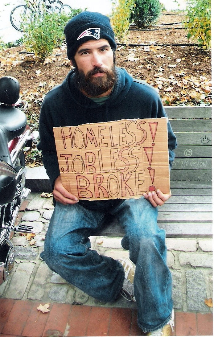 Chris Tibedo, homeless, Rhode Island, inspiration, OM, OM by Miquette, Miquette Bishop, we are all connected